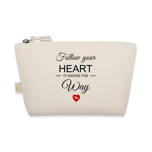 follow your heartbesser - Täschchen
