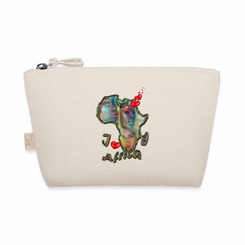 I love africa - The Wee Pouch