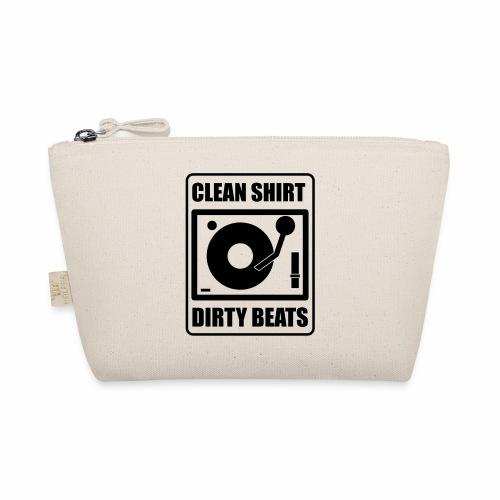 Clean Shirt Dirty Beats - Tasje