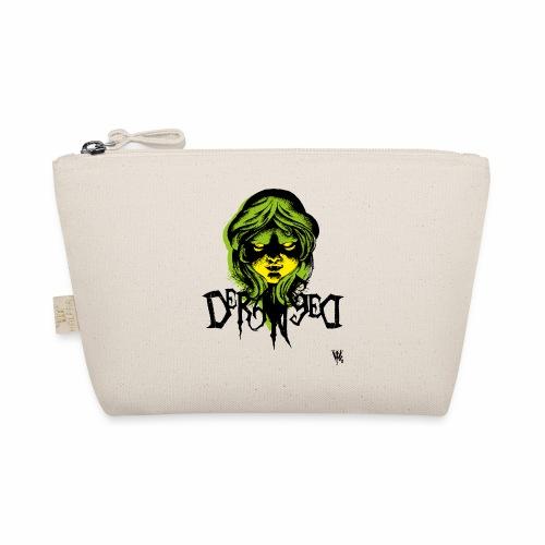 DerangeD - Tattoo Metal Horror Vampire - Små stofpunge