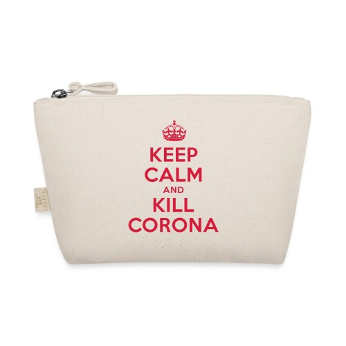 KEEP CALM and KILL CORONA - Täschchen