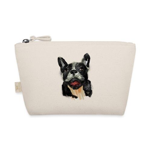 French Bulldog Portrait - lebendig und urban - Täschchen