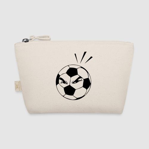 energischer Fußball - Täschchen