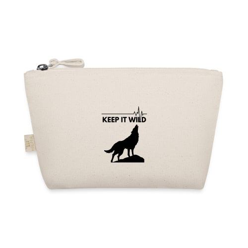 Keep it wild - Täschchen