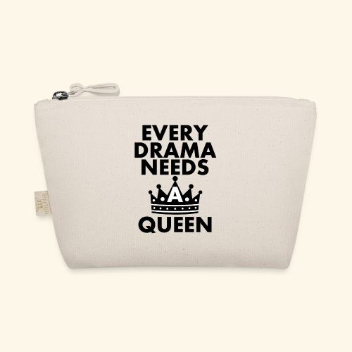 EVERY DRAMA black png - The Wee Pouch