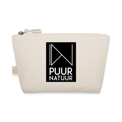 Logo puur natuur negatief - Tasje