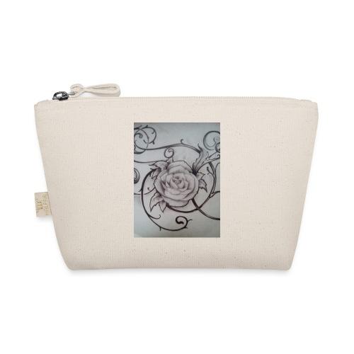 Tattoo Rose - Pikkulaukku