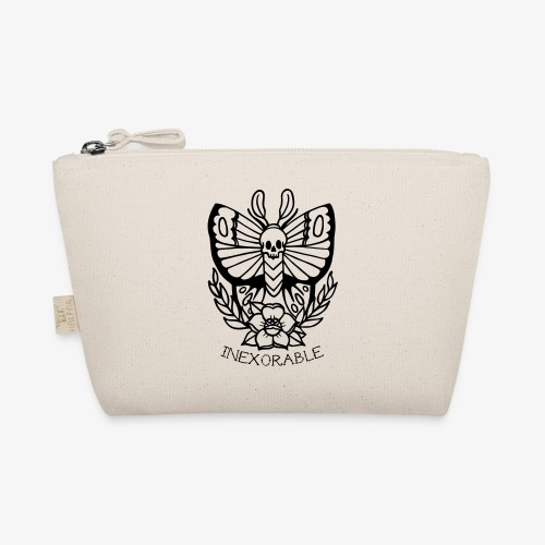 Traditional Tattoo Moth - The Wee Pouch