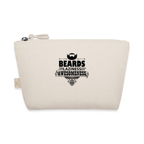 beards_laziness_awesomeness 10x - Pikkulaukku