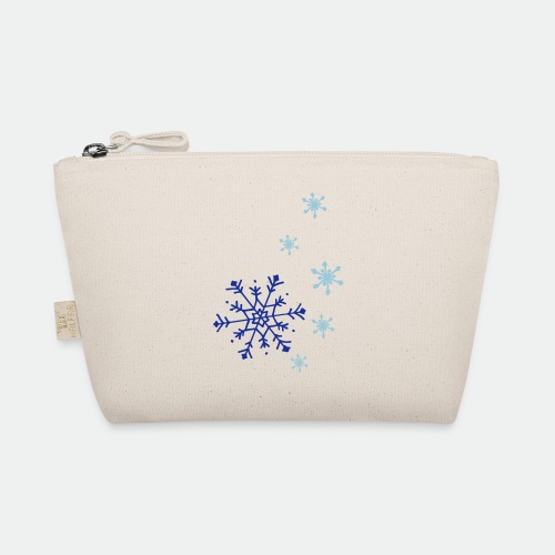 Snowflakes falling - The Wee Pouch
