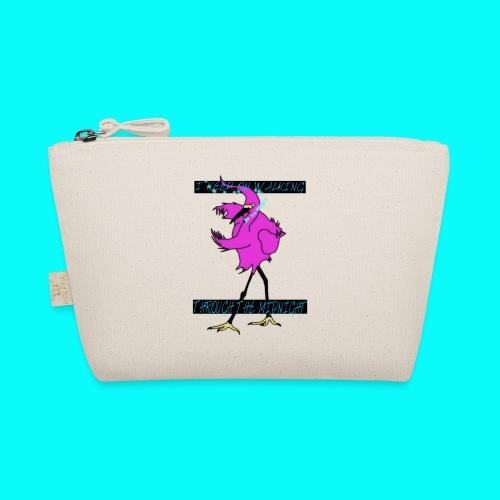 MIDNIGHT BIRD T-SHIRT - Liten väska