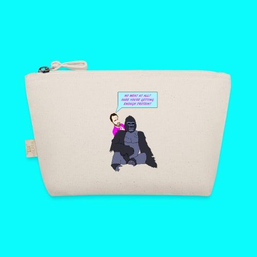 VEGAN GORILLA T-SHIRT - Liten väska