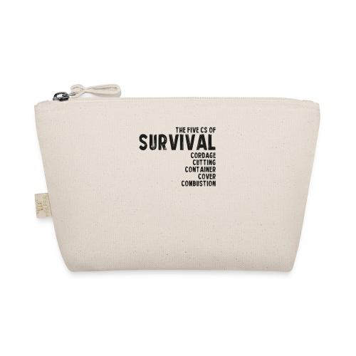 5Cs of Survival List - Liten väska
