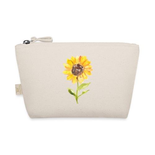 Sonnenblume Sunflower - Täschchen