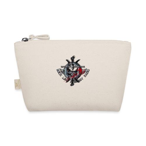 Blood Skull Logo - Liten väska