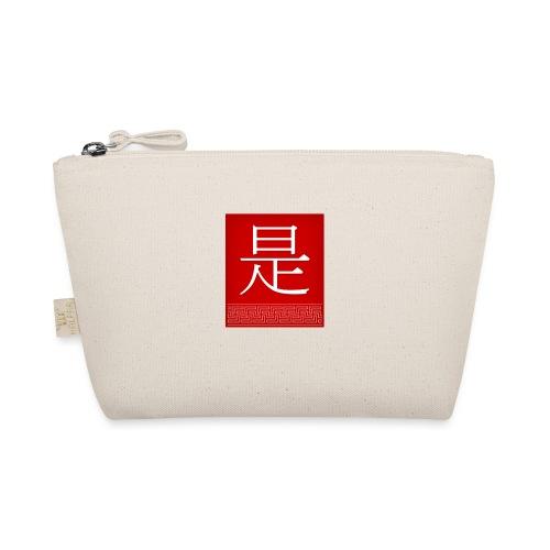 Sí en chino - Bolsita