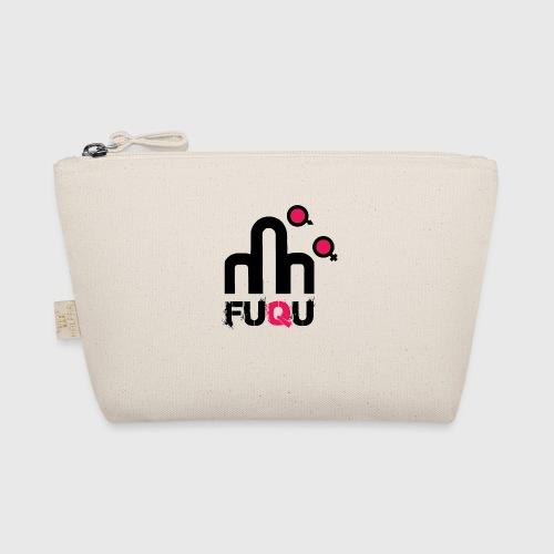 T-shirt FUQU logo colore nero - Borsetta
