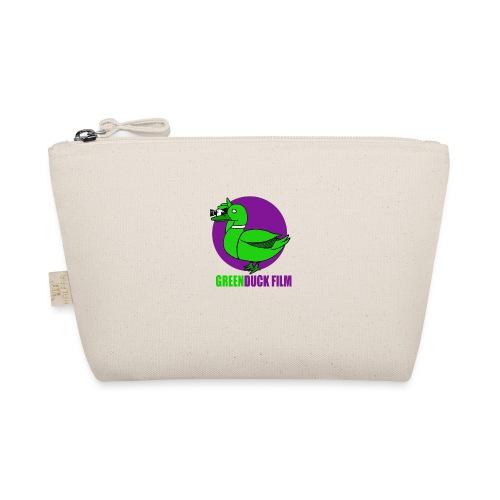 Greenduck Film Purple Sun Logo - Små stofpunge