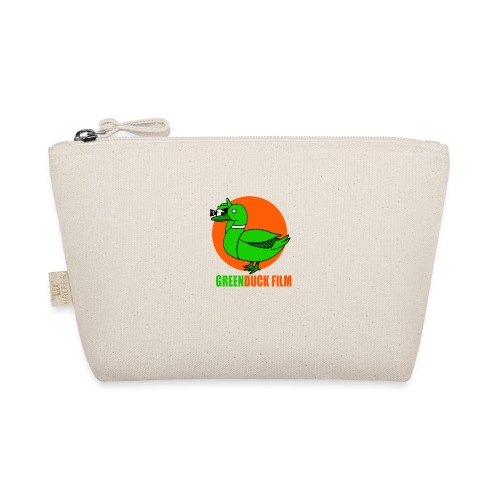 Greenduck Film Orange Sun Logo - Små stofpunge