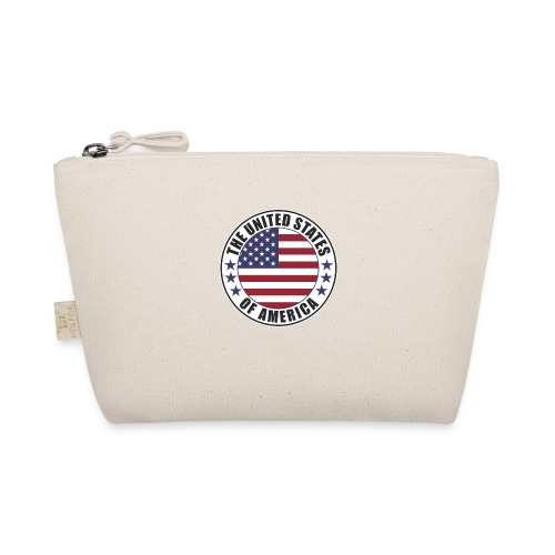 The United States of America - USA flag emblem - The Wee Pouch