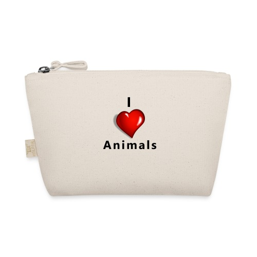 i love animals - Tasje
