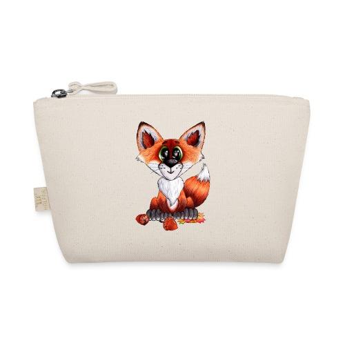llwynogyn - a little red fox - Små stofpunge