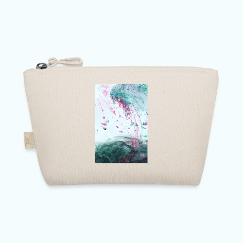 Ocean Ink - Alcohol Ink Abstract Modern - The Wee Pouch