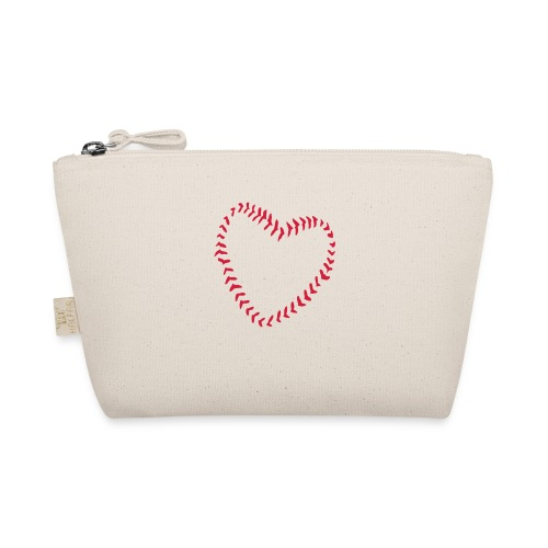 2581172 1029128891 Baseball Heart Of Seams - The Wee Pouch
