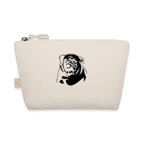 English Bulldog - negative - Pikkulaukku