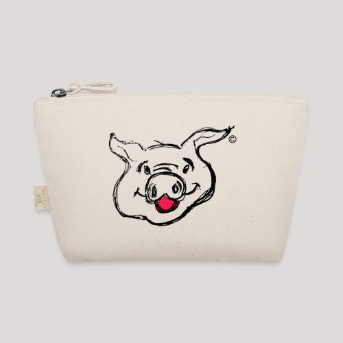 PIGGY Black - The Wee Pouch