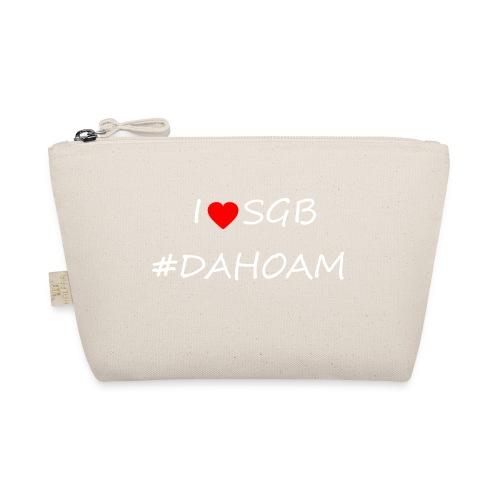 I ❤️ SGB #DAHOAM - Täschchen