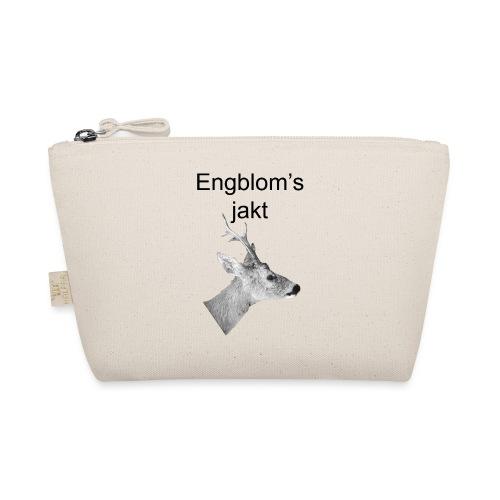 Officiell logo by Engbloms jakt - Liten väska
