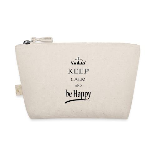 keep_calm and_be_happy-01 - Borsetta