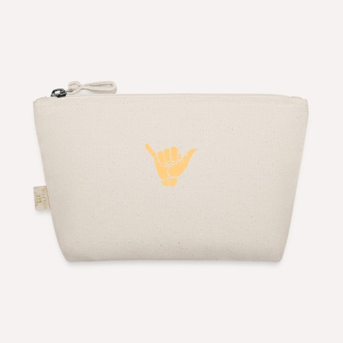 Good Vibes Print Design Hand Sign On Demand - The Wee Pouch