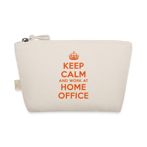 KEEP CALM and work at HOME OFFICE - Täschchen