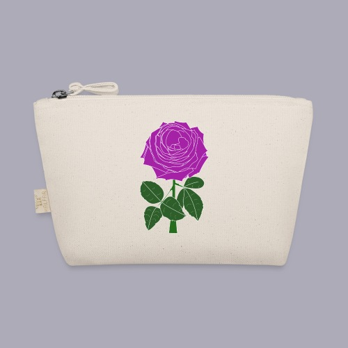 Landryn Design - Pink rose - The Wee Pouch