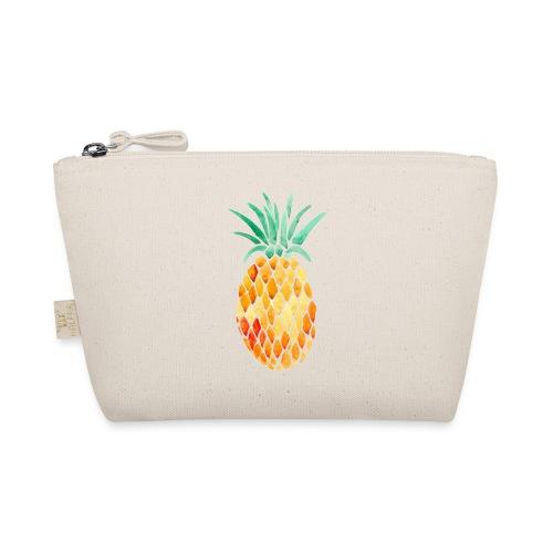 pinety logo print - Små stofpunge
