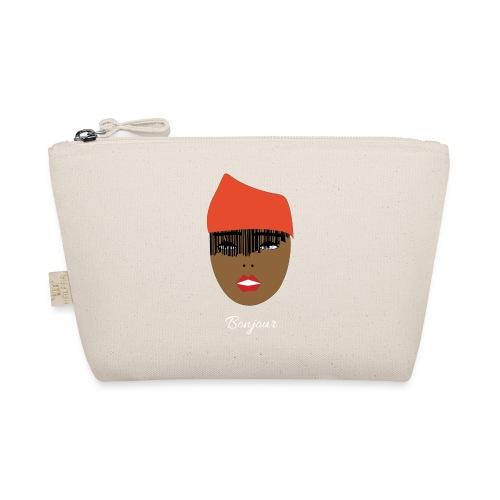 Orange lady - Liten väska