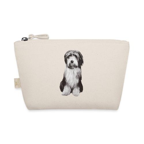 Bearded collie - Liten väska