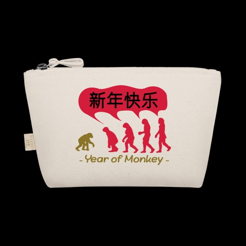 kung hei fat choi monkey - The Wee Pouch