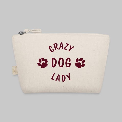 crazy dog lady - Täschchen