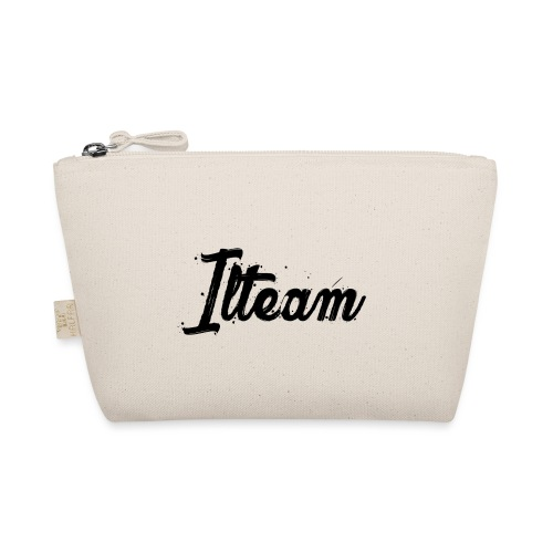 Ilteam Black and White - Trousse