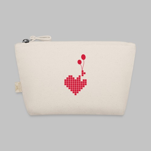 heart and balloons - The Wee Pouch