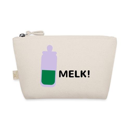 Grappige Rompertjes: Melk - Tasje