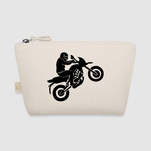 Motorradfahrer - Täschchen