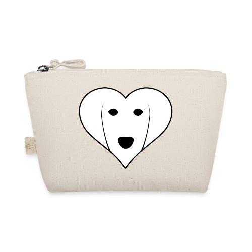 Saluki Heart - Borsetta