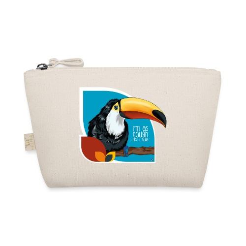 Tukan - großer Schnabel - Täschchen