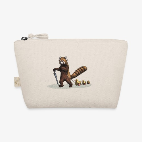 Red Panda with Ducks - The Wee Pouch