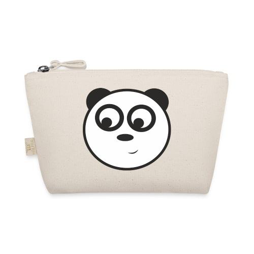panda face /cara de panda - Bolsita