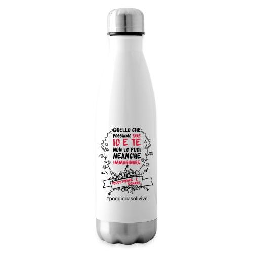 Io e Te - Termica Bottiglia